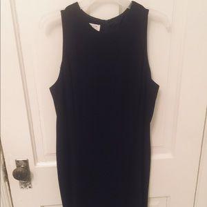 Jones New York black dress Sz 16